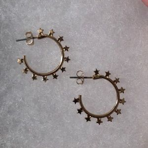Gold Star Hoops AE